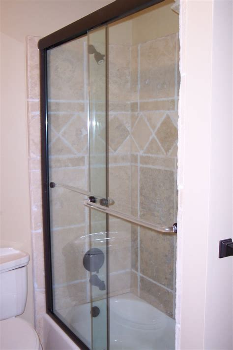 Sliding Glass Doors Atlanta Sliding Shower Doors Chc Glass Mirror Atlanta Ga