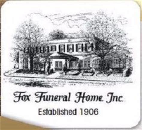 fox funeral home inc in forest ny 718 268 7