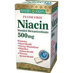 Niacin Detox Pills Side Effects by What Is Picamilon This Anti Anxiety Nootropic Supplement
