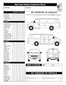 free vehicle inspection sheet template best photos of daily vehicle inspection sheet daily
