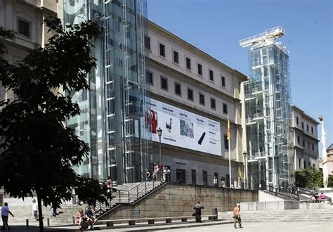 museo reina sof 237 a de madrid colas madrid es teatro
