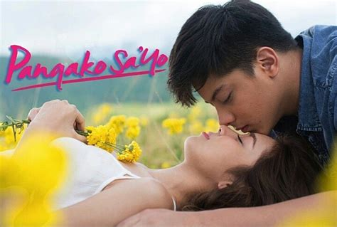philippine film the promise 2015 remake of the worldwide hit series pangako sa yo