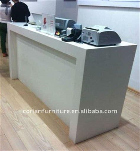 Corian Store C 01 Designed Corian Solid Surface Built Retail Store Desk