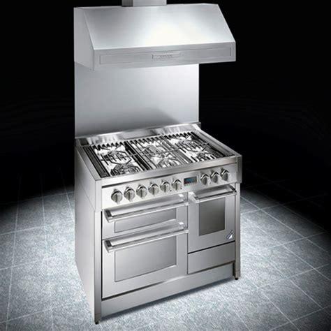 cucine professionali per uso domestico cucine professionali steel incasso store