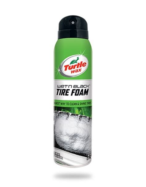 Shoo Turtle Wax all wheel tire cleaner turtle wax