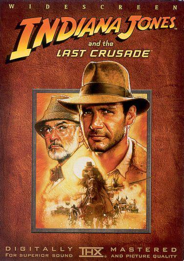 dvd indiana jones    crusade mark  headrick