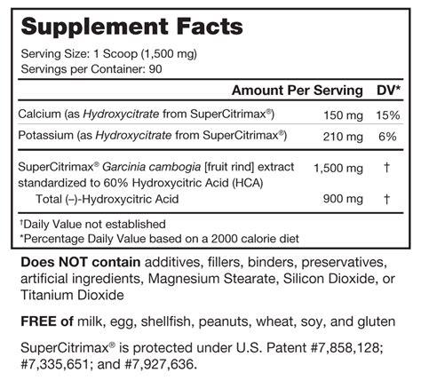 Garcinia Cambogia 1500 Mg Puritan 39 S Usa up to 39 on garcinia cambogia powder livingsocial shop