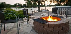 Firepit Cooking Pit Cooking Adds Flavor And To The Backyard