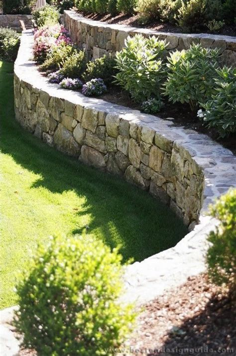 backyard walls 25 best ideas about tiered garden on pinterest tiered