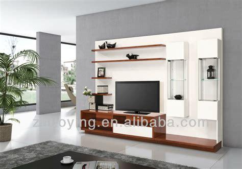 modern furniture led tv wall unit fa13 buy led tv wall