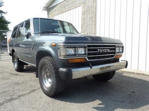 1990 toyota land cruiser for sale carsforsale.com