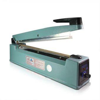 Impulse Sealer Q2 20cm daftar harga mesin press plastik terbaru update oktober