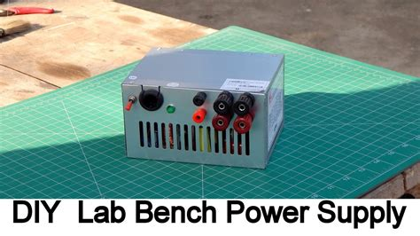 bench power supply diy diy bench power supply with atx power supply youtube