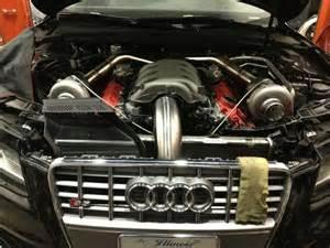 Audi S4 Turbo Kit Turbo 4 2 S5 Looks