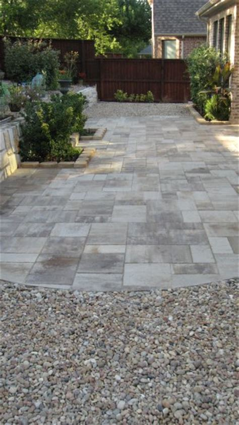 types of pavers for patio types of patio pavers different types of patio pavers