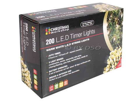 battery operated lights for outdoor use 200 battery operated warm white led timer lights