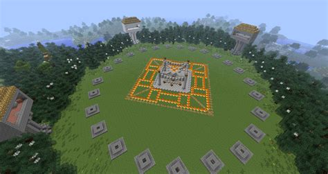 minecraft hunger games themes ideas minecraft hunger games maps pvp surv 4 000 dls the
