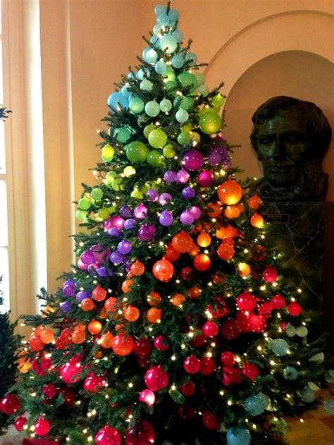awesome christmas tree decorating ideas photo album home