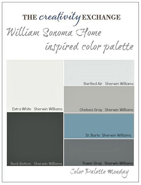 paint palettes for home incorporate subtle pops of color into a neutral home