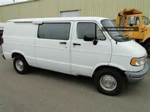 1996 dodge ram 2500 extended cargo no rear seats
