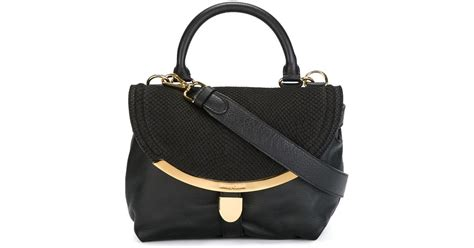 Lizzy Tote by See By Chlo 233 Small Lizzie Tote In Black Lyst