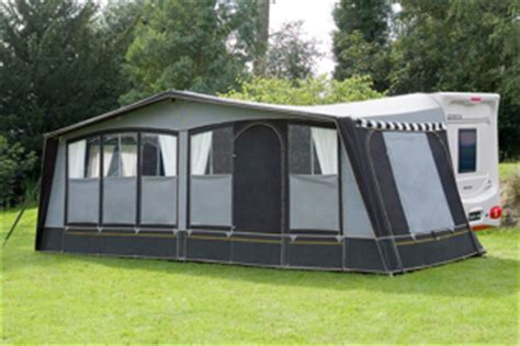 New Caravan Awnings by Hobby Awnings Outdoor Revolution New Brunswick 2010