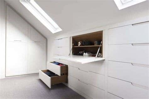 Loft Wardrobe by Clever Wardrobe Design Ideas For Out Of The Ordinary