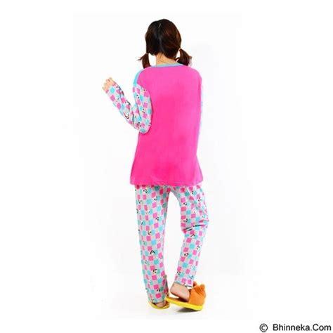 Busana Wanita Baju Pakaian Setelan Hk Pink Murah 1 jual forever baju setelan wanita lengan dan celana panjang