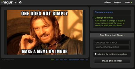 Meme Generate - imgur reddit s favorite image sharing service launches