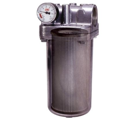 hydraulic filter housing dh cf series hydraulic inline cartridge filter lenz