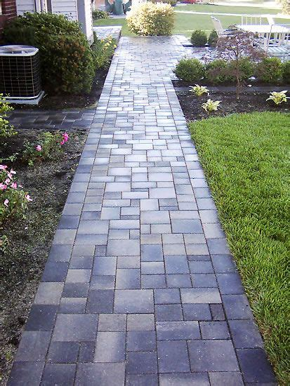 Design Ideas For Brick Walkways 26 Best Images About Paver Walkway On Pinterest Dominion Project Ideas And Traditional