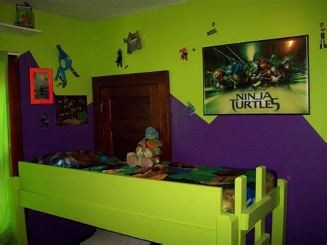 turtle room mutant turtle boy s room boys room designs oliver the two