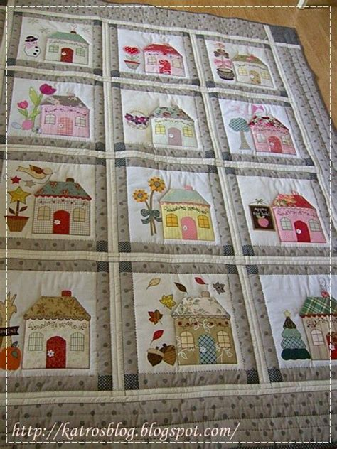 Shabby Fabrics Country Cottages by 17 Best Images About Quilts Applique Patchwork On