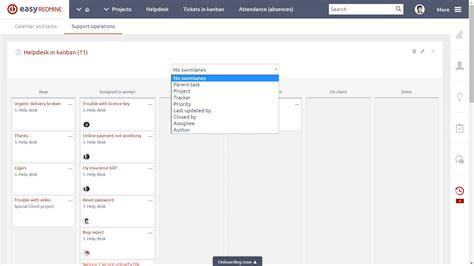 simple help desk software help desk director dashboard easy redmine