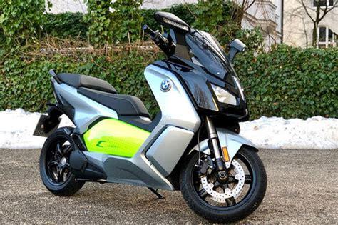 Motorrad Test C by Bmw C Evolution Elektro Scooter Im Test Motorrad Tests