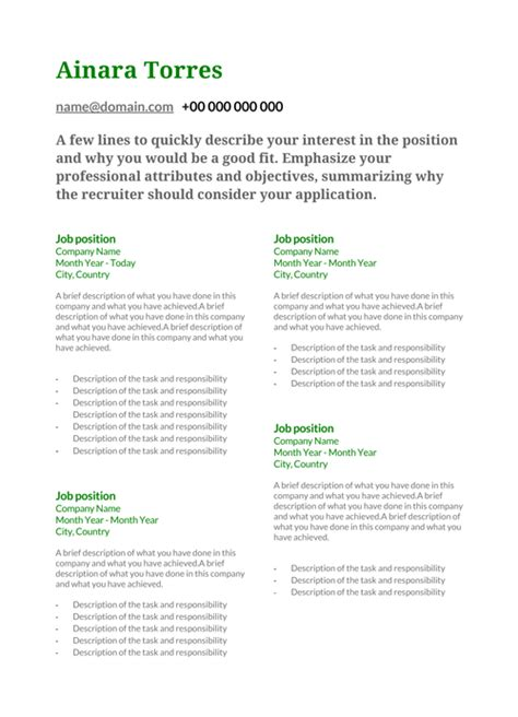 Resumes By Tammy by Resumes By Tammy Tammy Dow Resume Tammy Resume 2 Tammy
