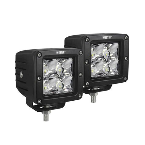 WESTiN Automotive: HyperQ Compact LED Auxiliary Lights