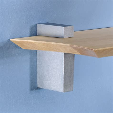 cuadro maxi stainless steel metal shelf bracket
