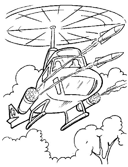 Coloring Page Army Coloring Pages 43