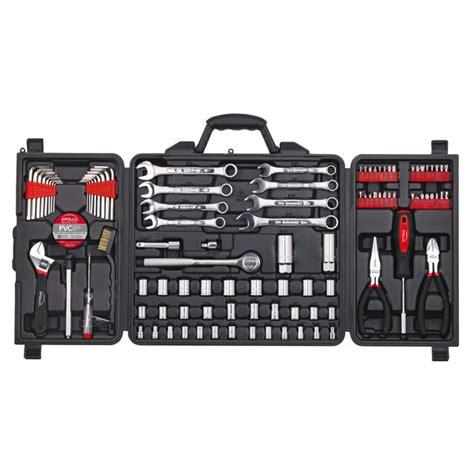 Small Home Tool Kits Mechanics Tool Kit Mechanical Small Engine Repair Chrome