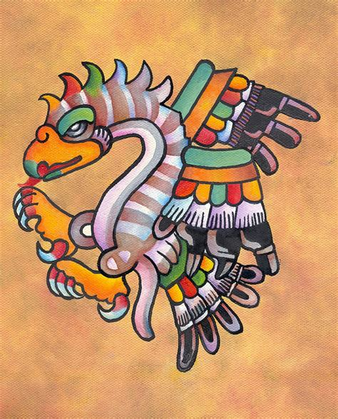 aztec eagle by juliandroid on deviantart