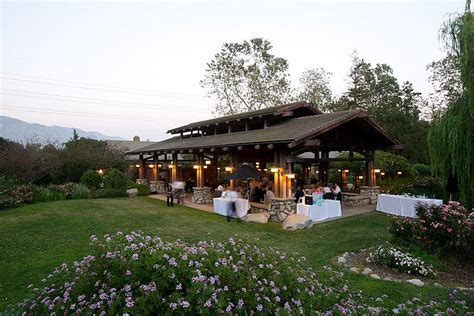 descanso gardens wedding officiant garden wedding venue