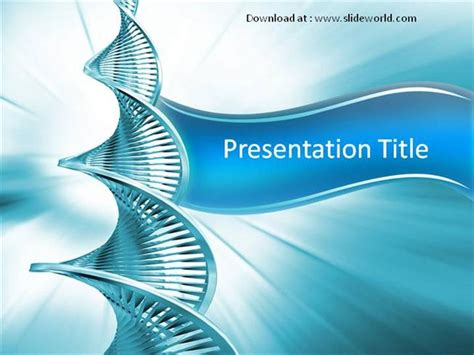 themes for powerpoint dna dna helix powerpoint ppt templates ppt background for
