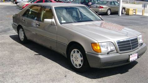 how does cars work 1994 mercedes benz s class electronic throttle control sell used 1994 mercedes benz s500 in fort myers florida united states for us 4 260 00