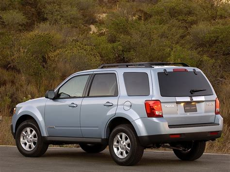 how it works cars 2011 mazda tribute parking system mazda tribute 2008 2009 2010 2011 autoevolution