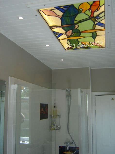 Stained Glass Ceiling Light Panels by Pin By Beth Shuford On Glass
