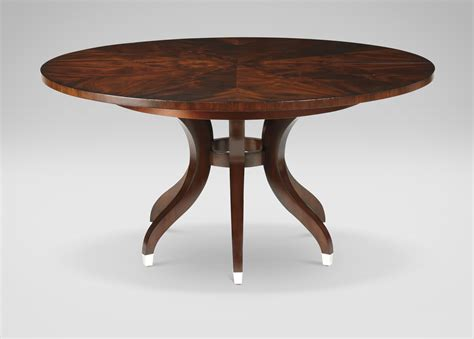 ryker dining table ethan allen ashcroft dining table dining tables ethan allen