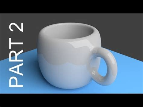 blender tutorial little web hut blender tutorial for beginners coffee cup 2 of 2