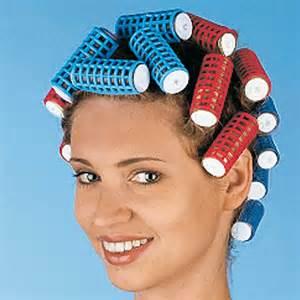 hair set in curlers hair curlers for short hair