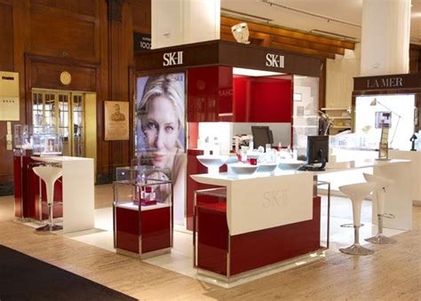 Sk Ii Counter the counter with saks sk ii